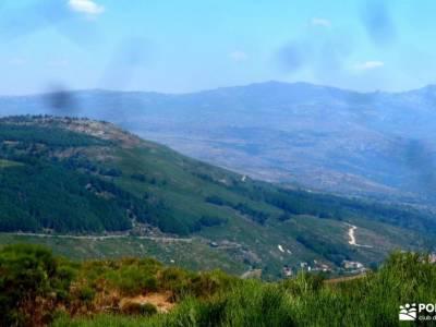 Gredos: Sierras del Cabezo y Centenera;calomarde pasarelas liencres dunas programas de viajes ruta 7